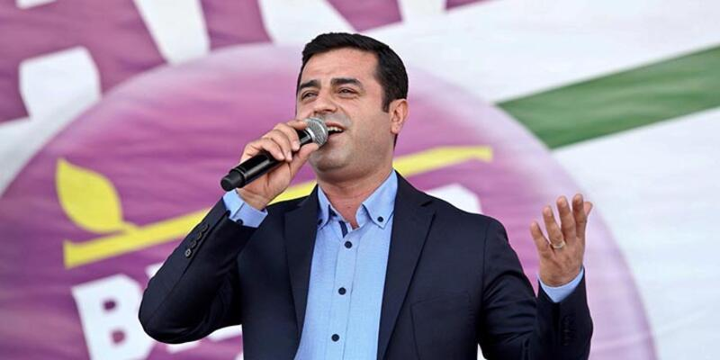Demirtaş: ''HDP şu anda bıçak sırtında''