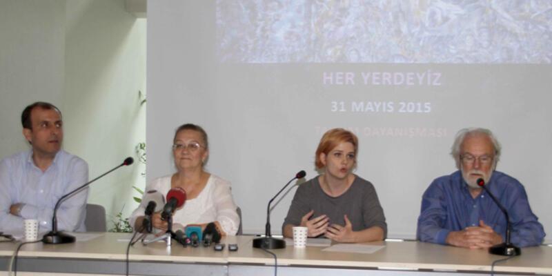 """Taksim Dayanışması'ndan """"Gezi'nin 2. Yılı"""" açıklaması"""