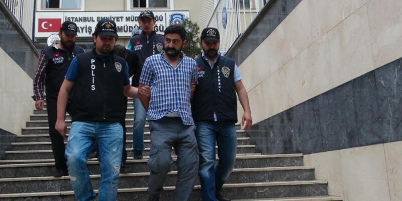 Banka soyguncuları tutuklandı