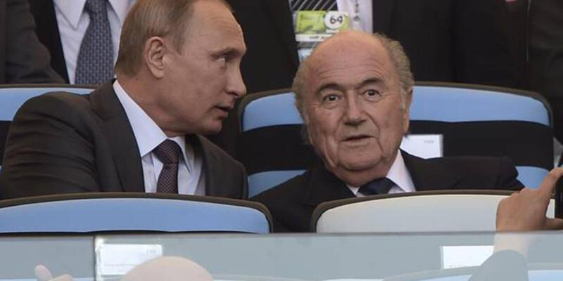 """Futbola """"Putin"""" karıştı"""