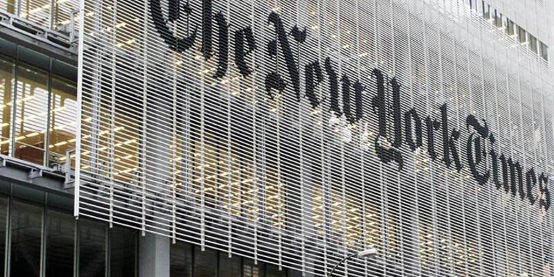 New York Times'dan Erdoğan'a cevap