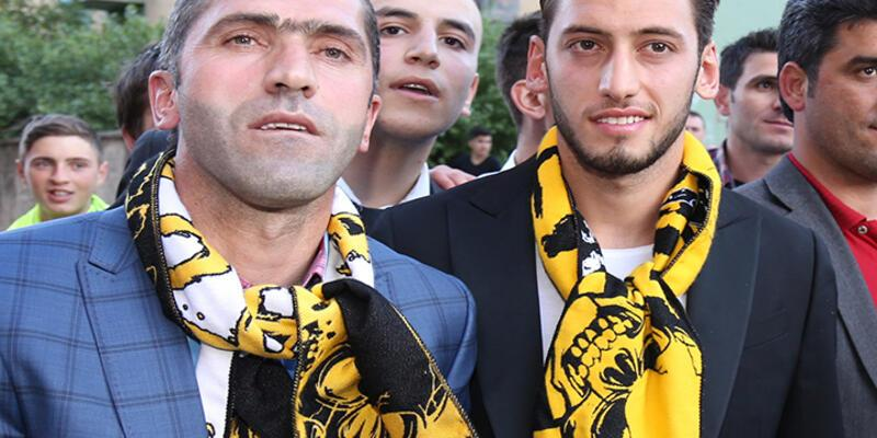 Hakan Çalhanoğlu içini döktü