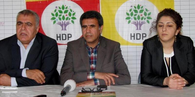 HDP'liler Alevilerle buluştu