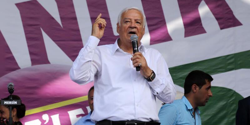 """HDP'li Fırat: """"Erdoğan'ın o hayali gerçekleşirse..."""""""