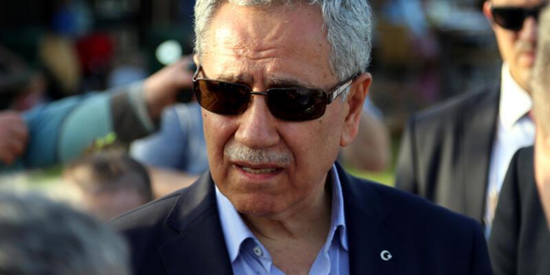 Başbakan Yardımcısı Bülent Arınç Şırnak'ta