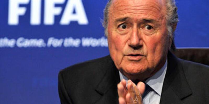 Sepp Blatter'e soruşturma başlatıldı!