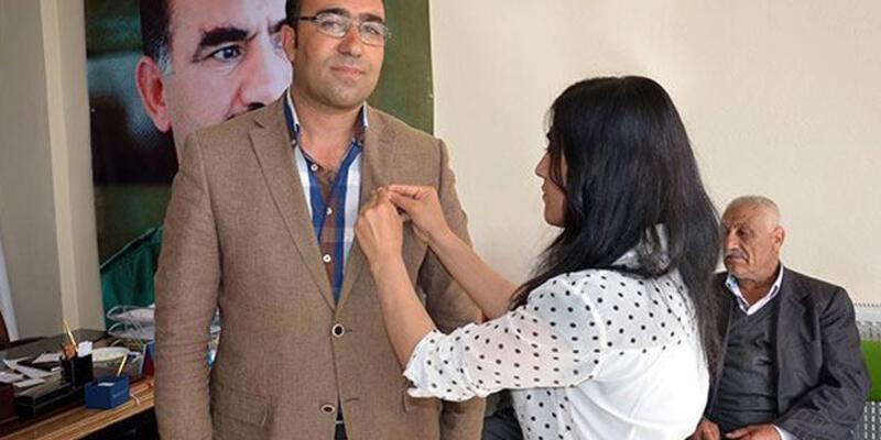 Perinçek Hakkari'de miting yaptı, 1. sıra adayı HDP'ye geçti!