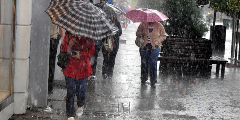 Hafta sonu yağışlar artacak sıcaklıklar düşecek