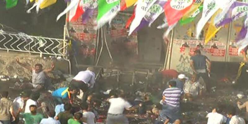 Diyarbakır'daki bombalı saldırıda ölenlerin sayısı 4'e yükseldi