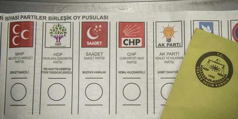 """İstanbul'da """"geçersiz oy"""" rekoru kırıldı!"""