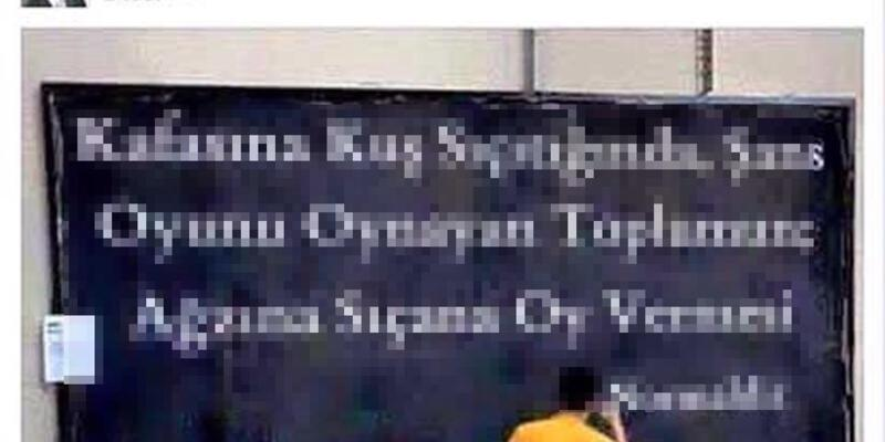 AK Partili belediye meclis üyesinden tepki toplayan paylaşım