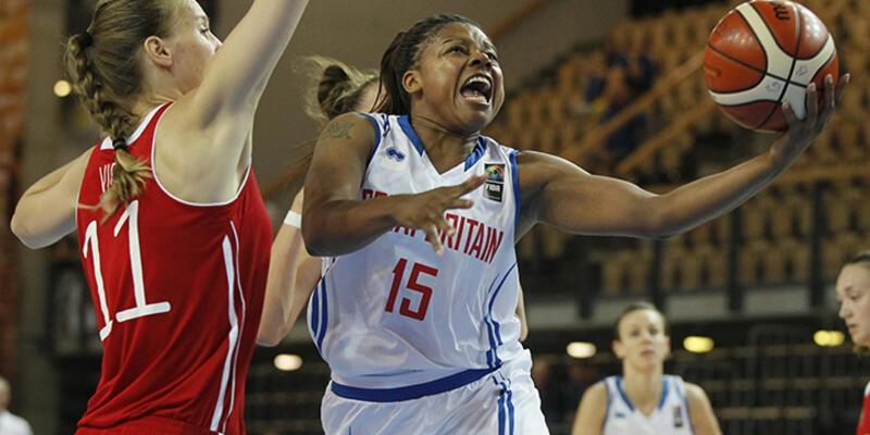 FIBA Kadınlar Avrupa Basketbol Şampiyonasında 2. gün toplu sonuçları