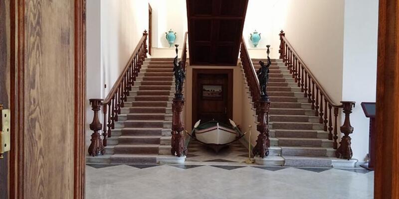 Atatürk'ün müzedeki halısı kayboldu