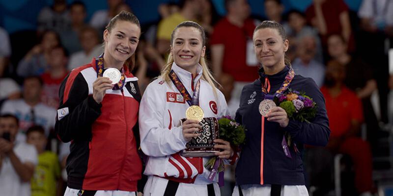 Karatede Türkiye'ye 2 altın birden