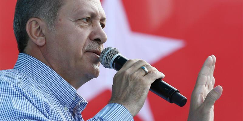 Erdoğan Suriye'deki gelişmelerle ilgili bilgi aldı