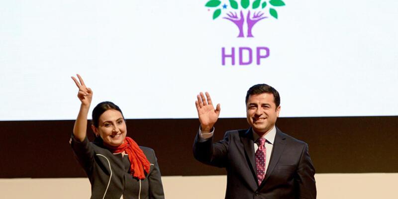 Eş başkanlardan Demirtaş ve Yüksekdağ'a destek
