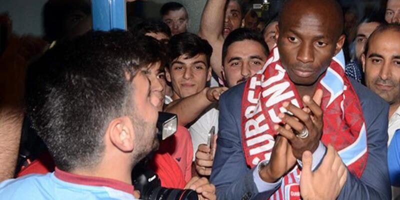 Trabzonspor'un yeni transferi