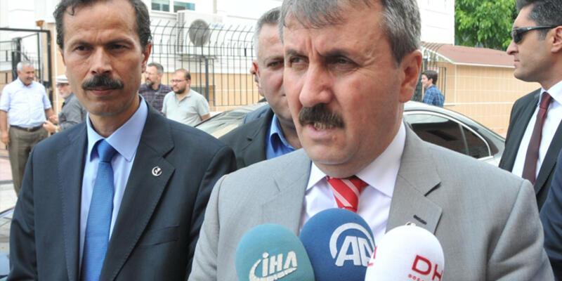 Destici'den 'MHP ile birleşme' iddiasına yanıt