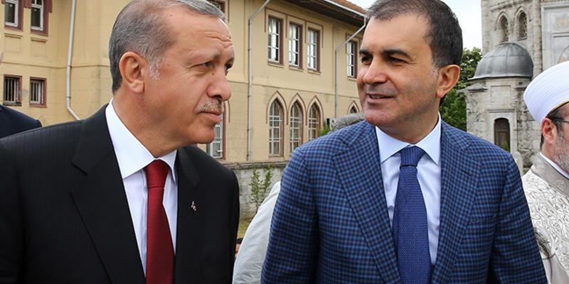 Erdoğan Eyüp Sultan Türbesi'nin ziyarete açılma törenine katıldı
