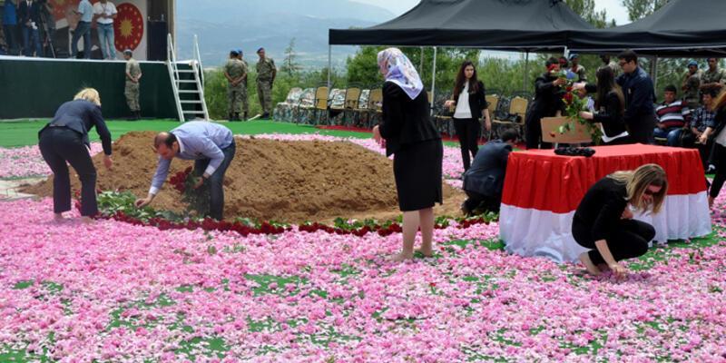 İslamköy'de Süleyman Demirel'e son görev