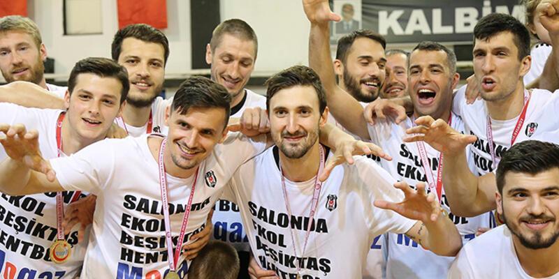 Beşiktaş Şampiyonlar Ligi vizesini aldı