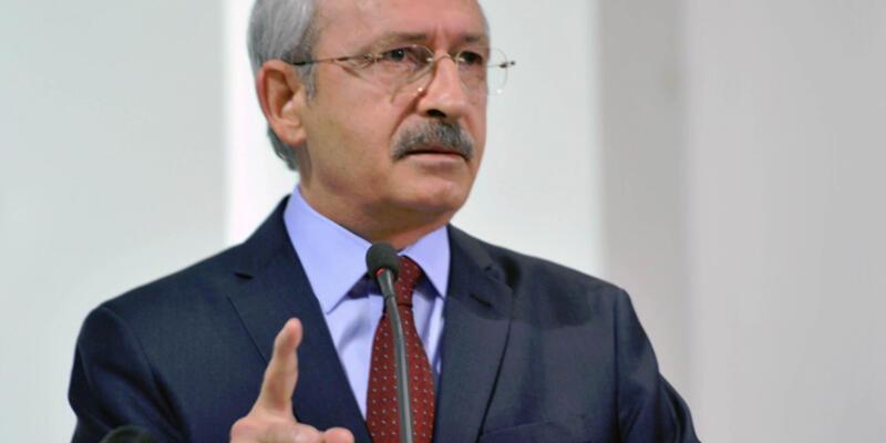 """Kılıçdaroğlu: """"Güvenliği sağlayamıyorlarsa apar topar istifa etmeliler"""""""