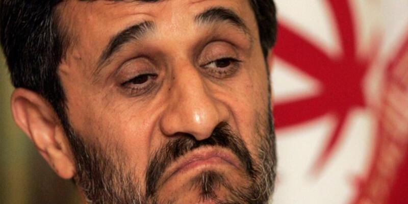 "Ahmedinejad: ""ABD Hz. Mehdi'nin peşinde"""