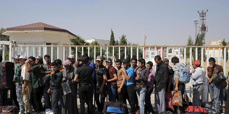 Kobani'ye saldırı oldu, Tel Abyad'a dönüşler durdu