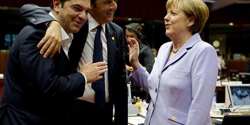 Yunanistan'ı kurtarma anlaşması hafta sonuna ertelendi