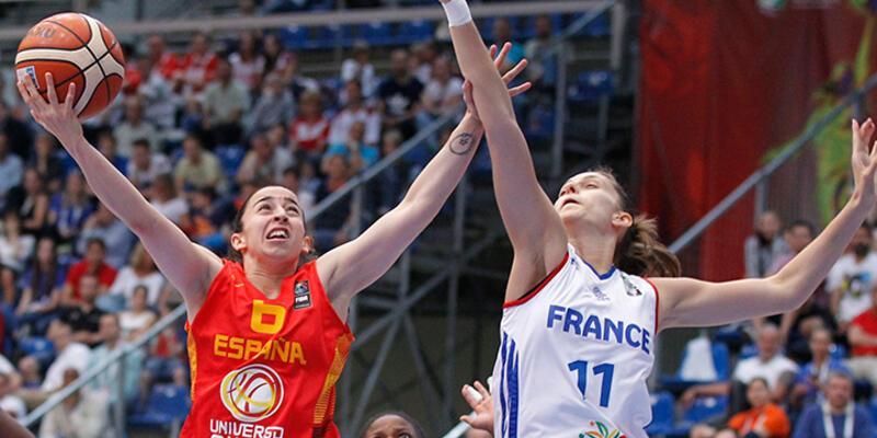 Potada Sırbistan'ın finaldeki rakibi Fransa oldu