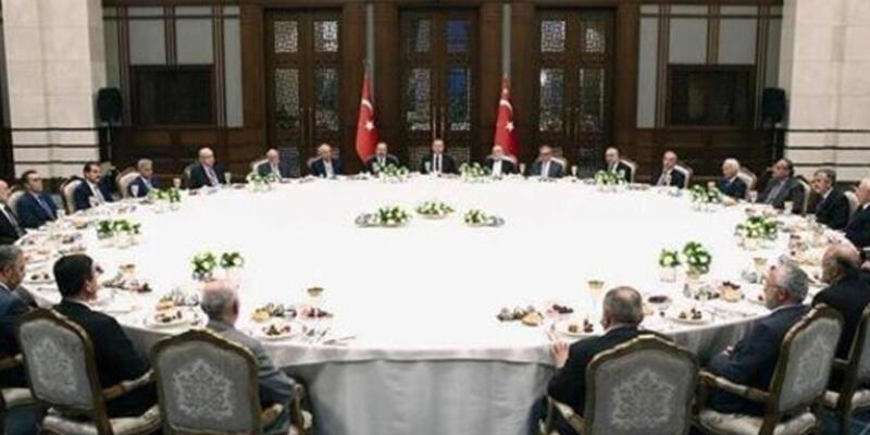 Erdoğan'dan iftar masası davası!