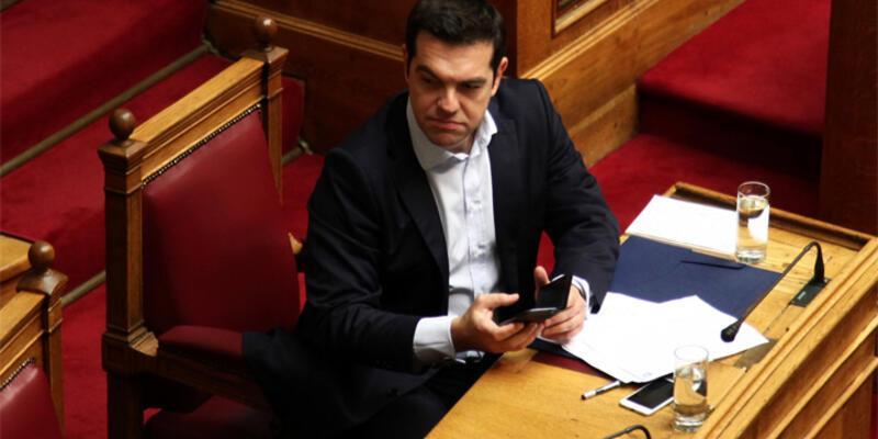 Yunanistan'da bankalar 1 hafta kapalı kalacak