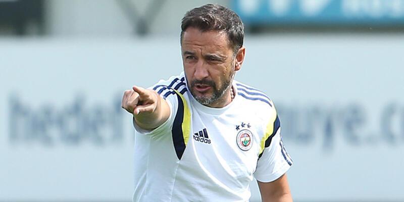 Vitor Pereira taktiğini anlattı