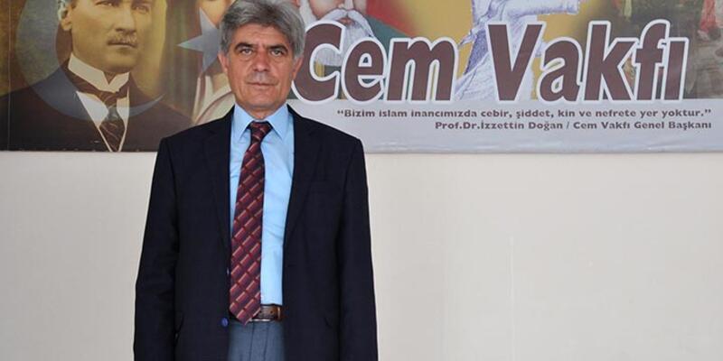 Sivas Cem Vakfı Başkanı'ndan 2 Temmuz için sağduyu çağrısı