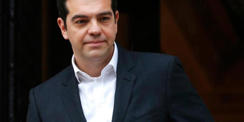 Atina'da Çipras'a büyük destek!