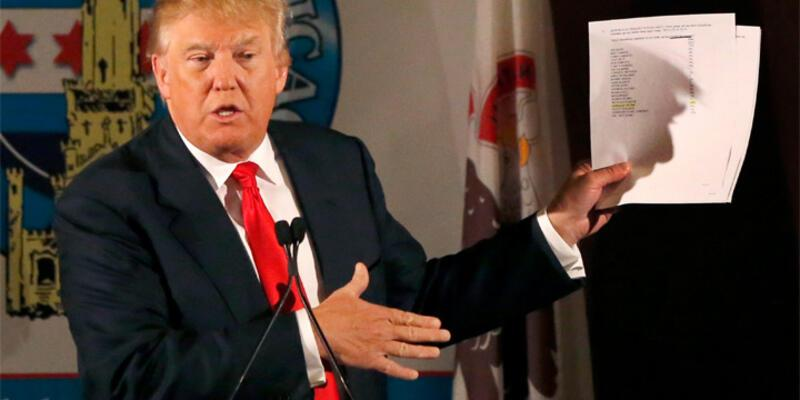 NBC, Donald Trump'la yollarını ayırdı
