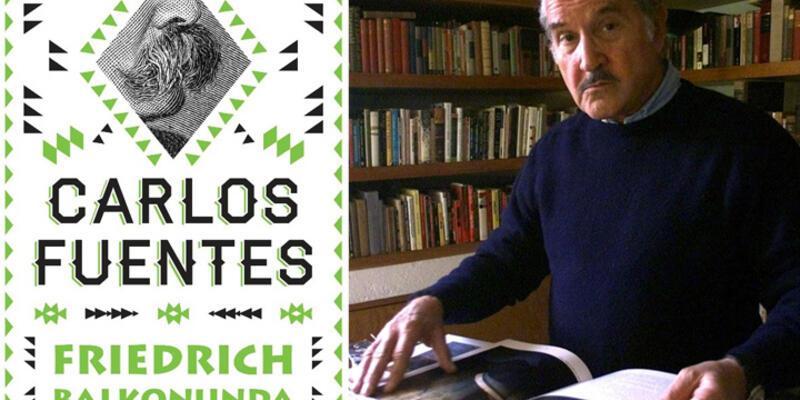 Carlos Fuentes'in son romanı Can Yayınları'ndan çıktı