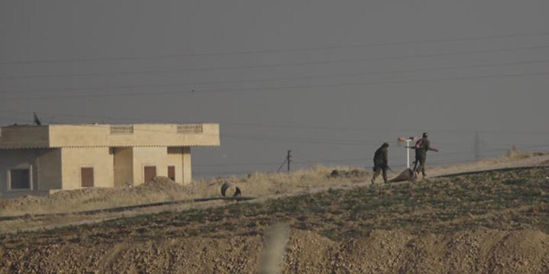 IŞİD, Tel Abyad'a yeniden saldırdı; çatışmalar şiddetlendi