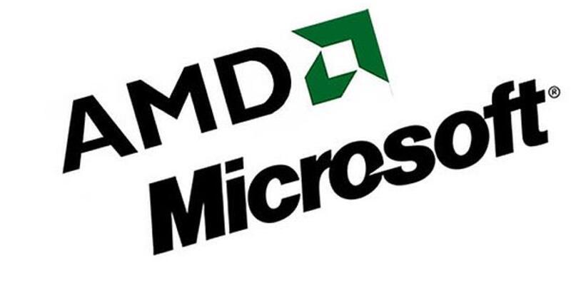 Microsoft AMD'ye kancayı taktı