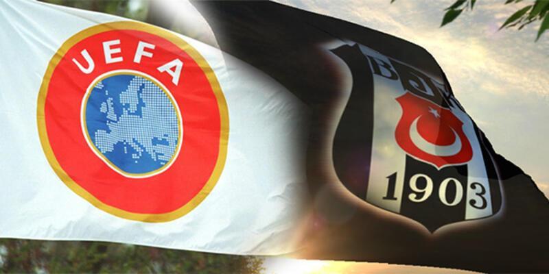 Beşiktaş UEFA barajını aşmayı başardı