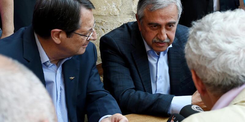 """Kıbrıs Rum Kesimi lideri: """"Barış görüşmelerinde aşama kaydedilmeye başlandı"""""""