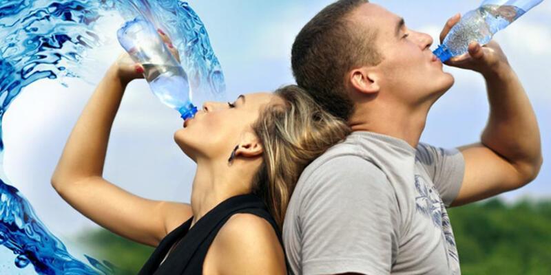 """""""Spor yaparken fazla su içmek öldürebilir"""""""