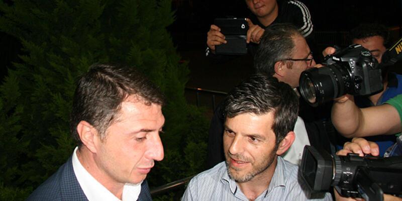 Şota Arveladze Trabzonspor'a döndü