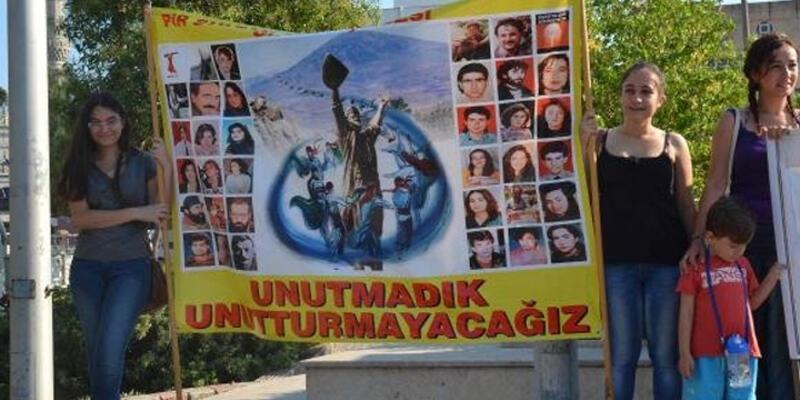 Madımak Oteli'nde hayatını kaybedenler Muğla'da anıldı