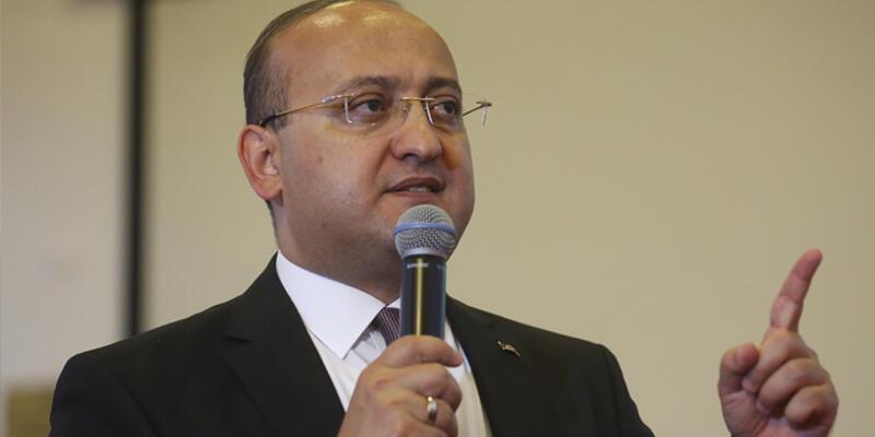 """Yalçın Akdoğan: """"HDP sadece istemeye alışmış"""""""