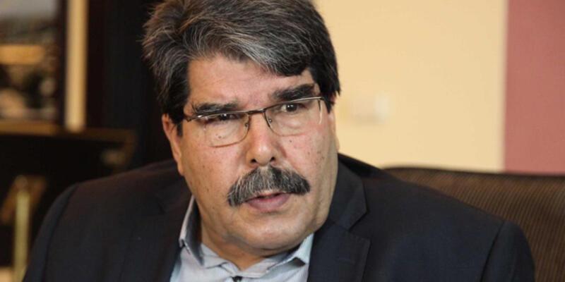 """PYD Eş Başkanı Müslim: """"Türk askeri Suriye'ye girme taraftarı değil"""""""