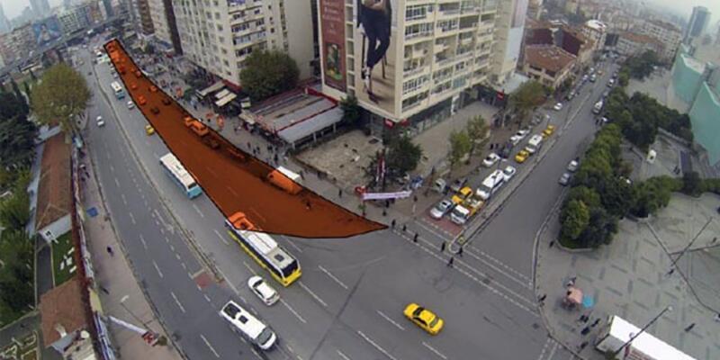 Mecidiyeköy istasyonu için yapım çalışmaları başlıyor