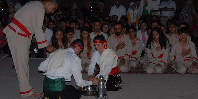 Hacı Bektaş Veli Dergahı'nda 188 yıl sonra Cem töreni