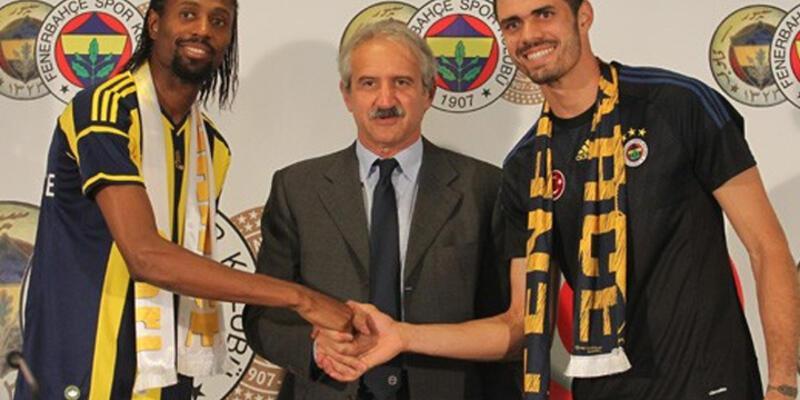 Fenerbahçe'de Fabiano Ribeiro ve Abdoulaye Ba resmi sözleşmeyi imzaladı