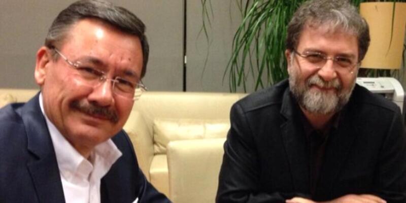 Ahmet Hakan'dan Çinli Melih Gökçek esprisi